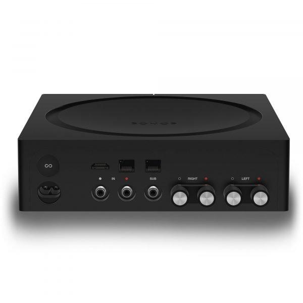 Sonos Amp (Black) Back