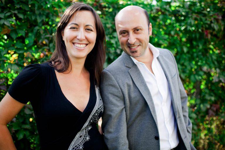 Kara Yamich and Leo Da Estrela